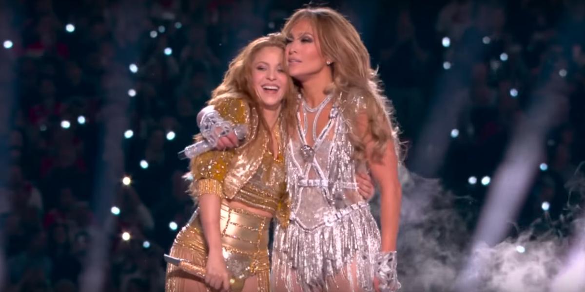 Super Bowl LIV 2020 Shakira Jennifer Lopez Fox