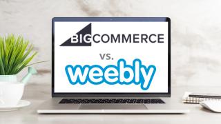 BigCommerce vs Weebly