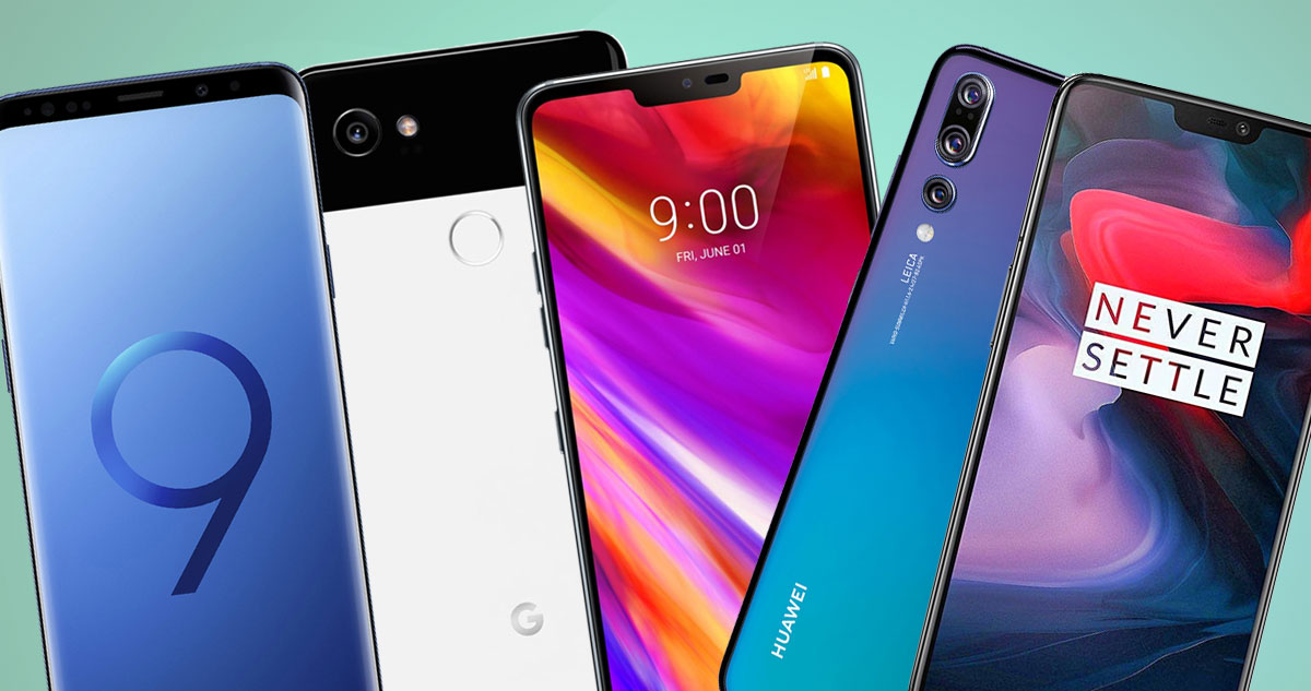 57c459c7e08 10 best Android phones 2019  which should you buy