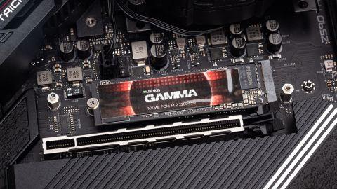 Mushkin Gamma M.2 NVMe SSD