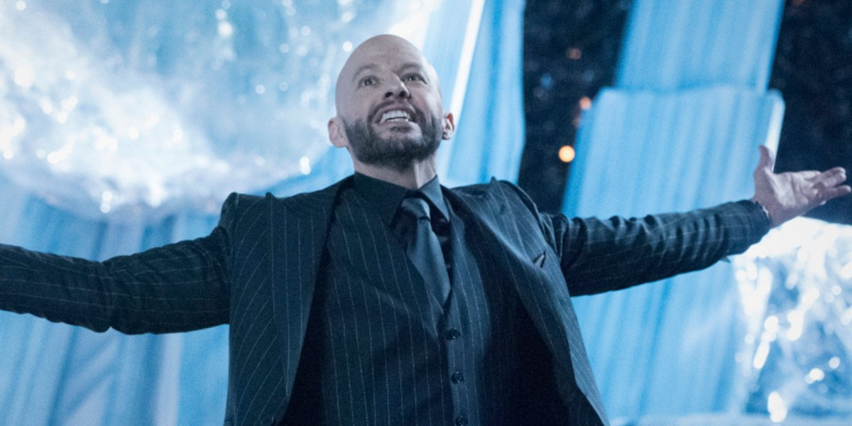 8. Villain People Loved: Lex Luthor From Supergirl- When Jon Cryer got the chance to play Luthor in Supergirl, he knocked it out of the park, and fans loved his turn as one of DC Comic's greatest villains.