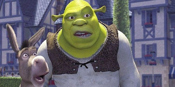 Donkey Shrek Shrek Dreamworks