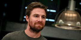 Arrow's Stephen Amell Shares First Look At His New TV Show
