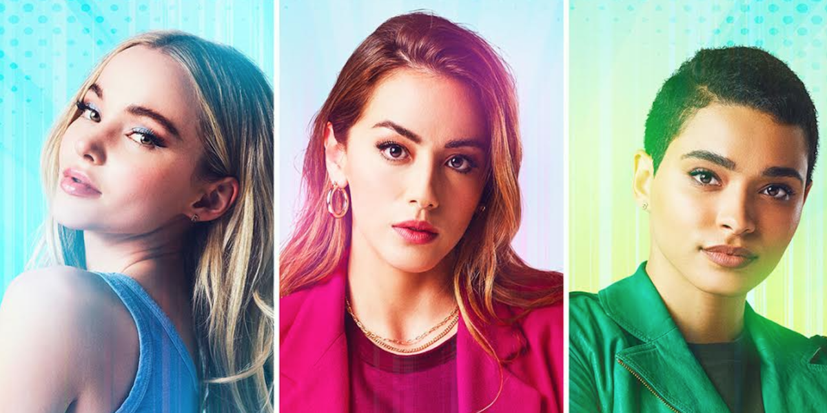 first look at powerpuff girls reboot on the cw