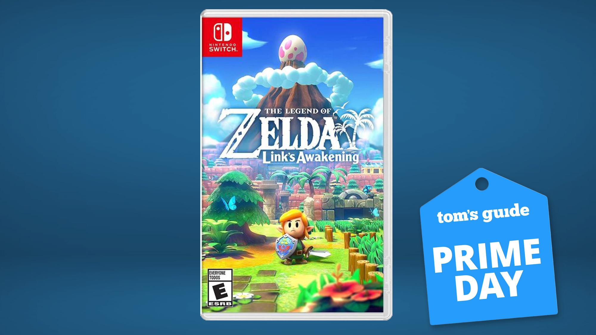 Zelda Link Awakening Prime Day