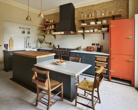 Kitchen Island Seating Ideas Smart Ways To Use Bar Stools And Dining Chairs Homes Gardens