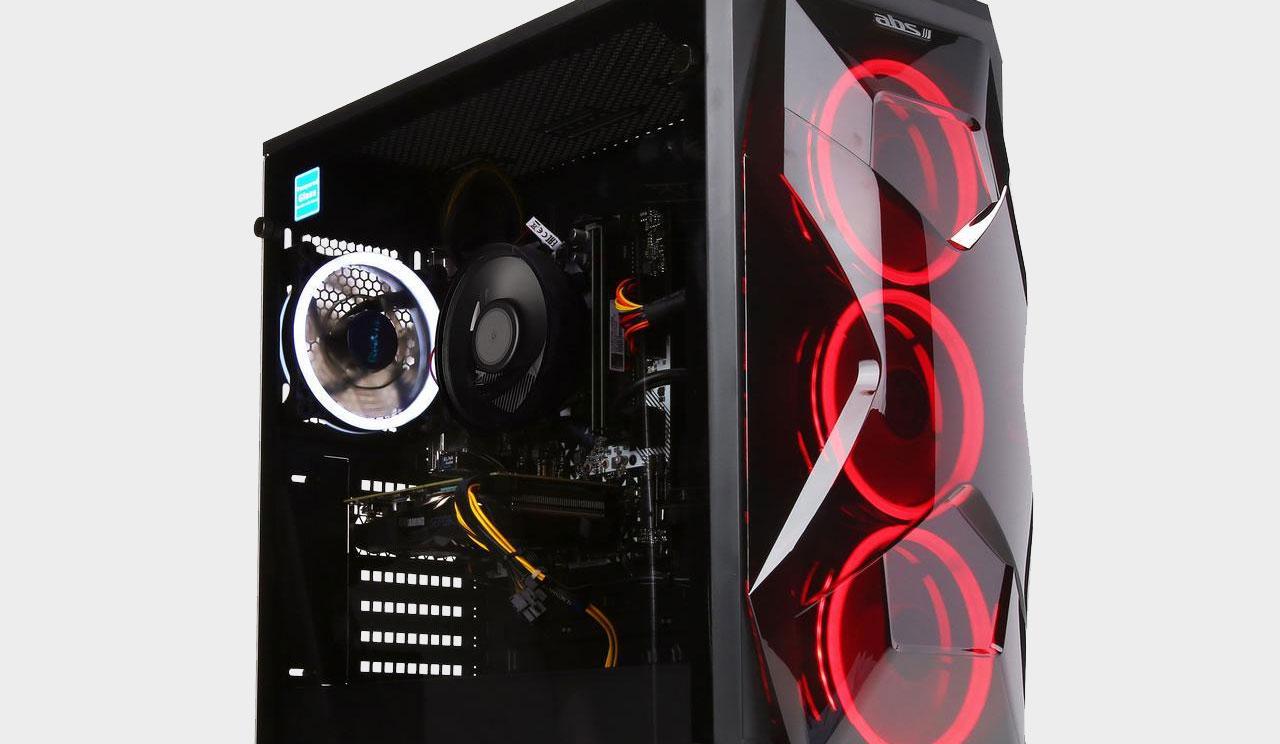 Save $250 on this third-gen Ryzen gaming desktop with a Radeon RX 590 GPU   PC Gamer