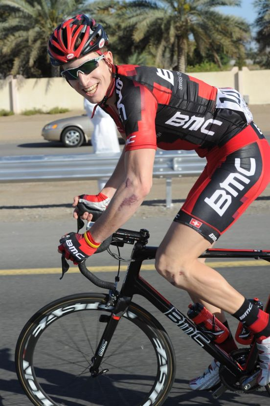 Taylor Phinney, Tour of Oman 2011, stage one