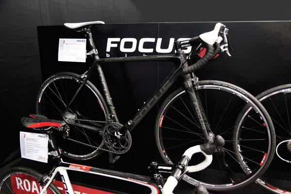 Focus, Eurobike 2011