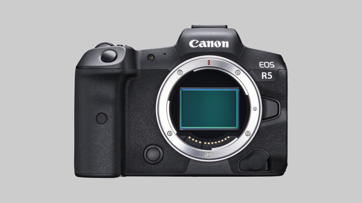 Canon goes 8K! New Canon EOS R5 has 8K video, IBIS, 20fps + dual card slots