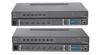Extron Intros Larger 4K/60 HDMI Switchers With Ethernet Monitoring, Control