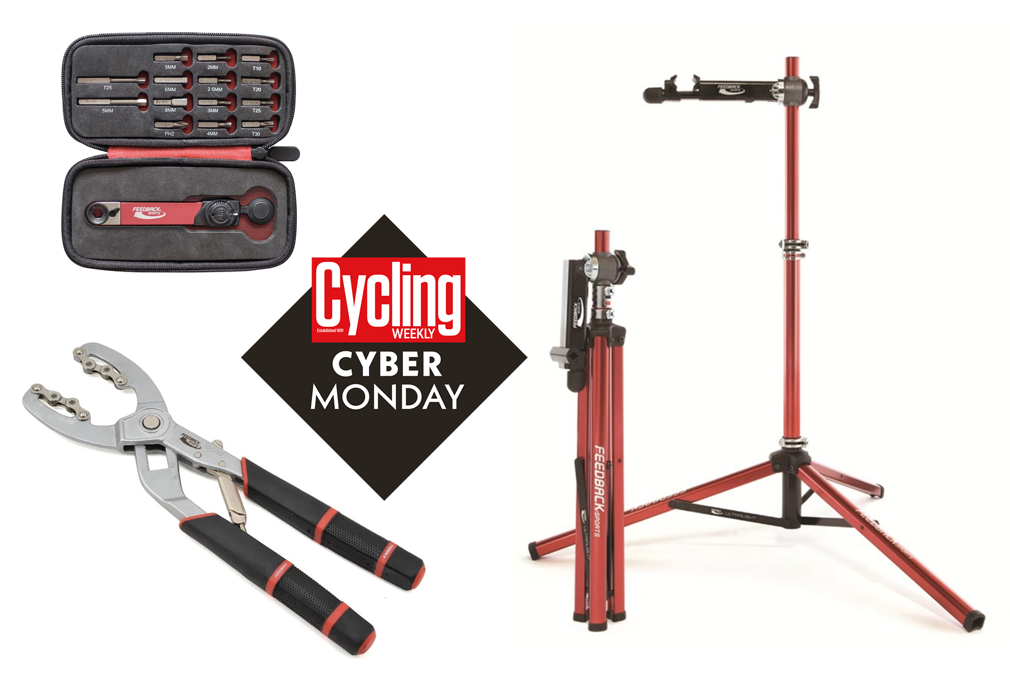 Cyber Monday deals: Save 20% on Feedback Sports tools (USA) - Cycling Weekly