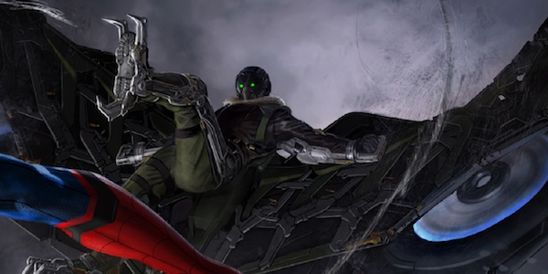 Spider-Man: Homecoming Vulture