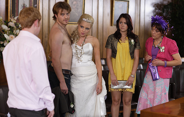 Sean Slater, Roxy Mitchell, EastEnders