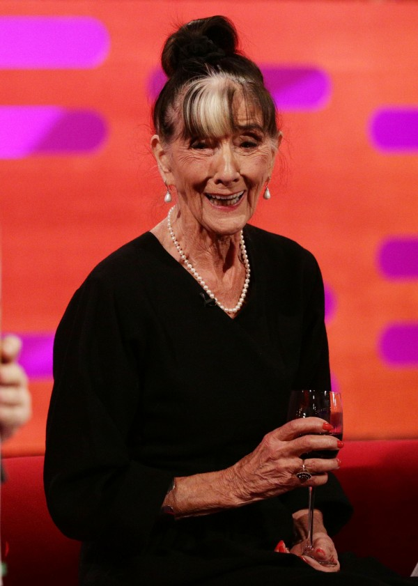 June Brown in February