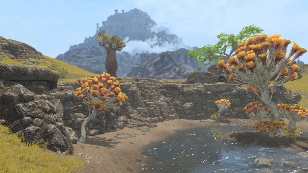 Skywind mod shows off a year of progress, but needs your help to finish