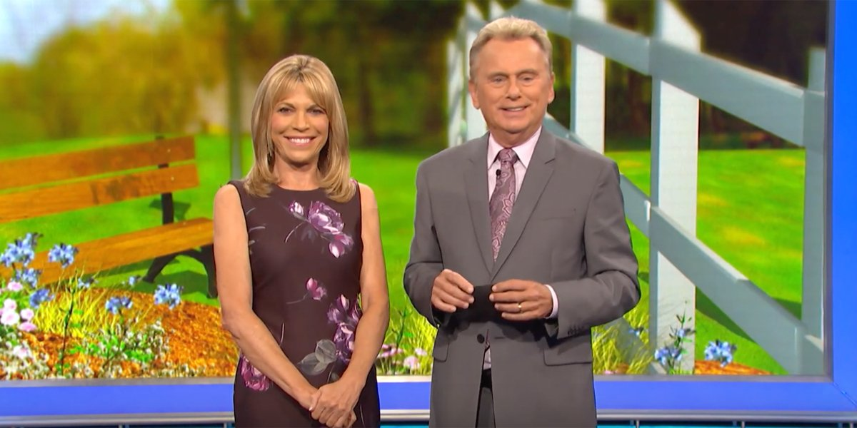 "Wheel of Fortune Pat Sajak And Vanna White screenshot ""Antigua"""