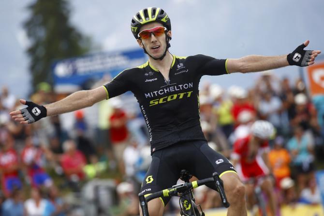 Adam Yates (Mitchelton-Scott) wins the final stage