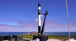 A Rocket Lab Electron booster will launch 10 Earth observation satellites into space from New Zealand's Mahia Peninsula, one of four big space events on Oct. 21, 2020.