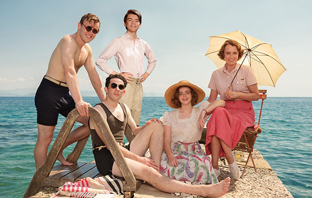 The Durrells - best TV shows