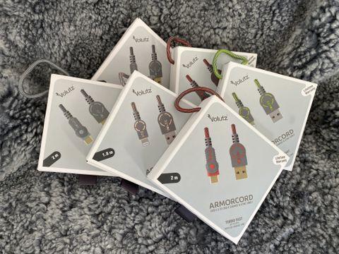 ArmorCord-kablar från Volutz