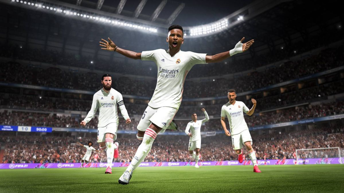 FIFA 21 on PS5 sounds way more fun than the Xbox Series X version – TechRadar