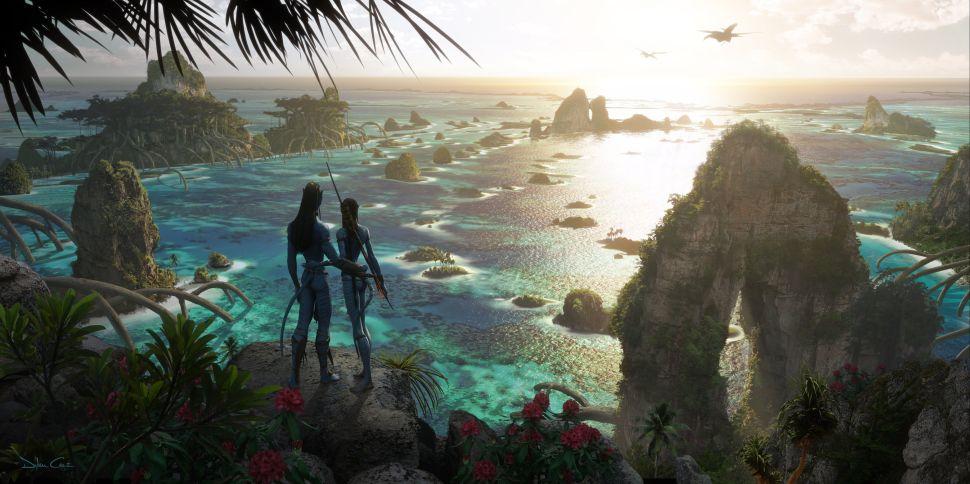 """Trailer phim AVATAR 2 (2021) """"Trở về Pandora"""" - 2"""