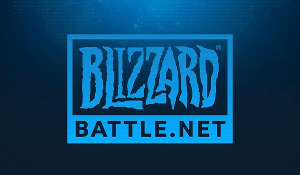 The Blizzard Battle.net logo