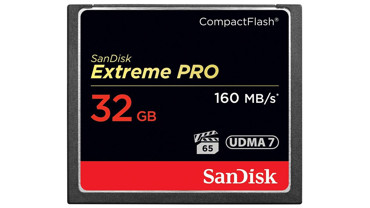 The best memory card for your camera: top SD, microSD, XQD & CF