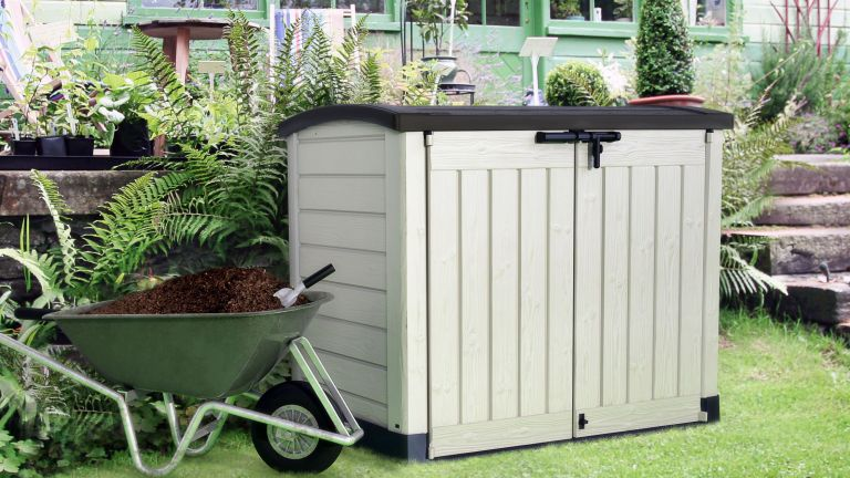 Best Small Sheds For A Garden It Out Arc Plastic Storage