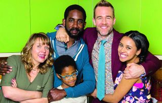 From the writers of ITV2's The Job Lot comes this family comedy about 11-year-old Harry from Milton Keynes who becomes a multi-millionaire after inventing Honc, a new social media platform.