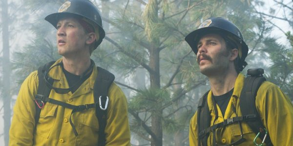 Only the Brave Miles Teller Taylor Kitsch