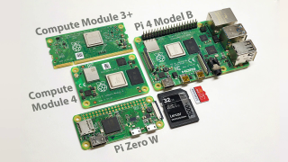 Models of Raspberry Pi