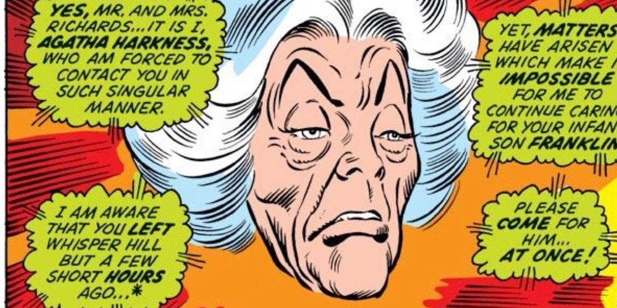 Agatha Harkness (Marvel Comics)