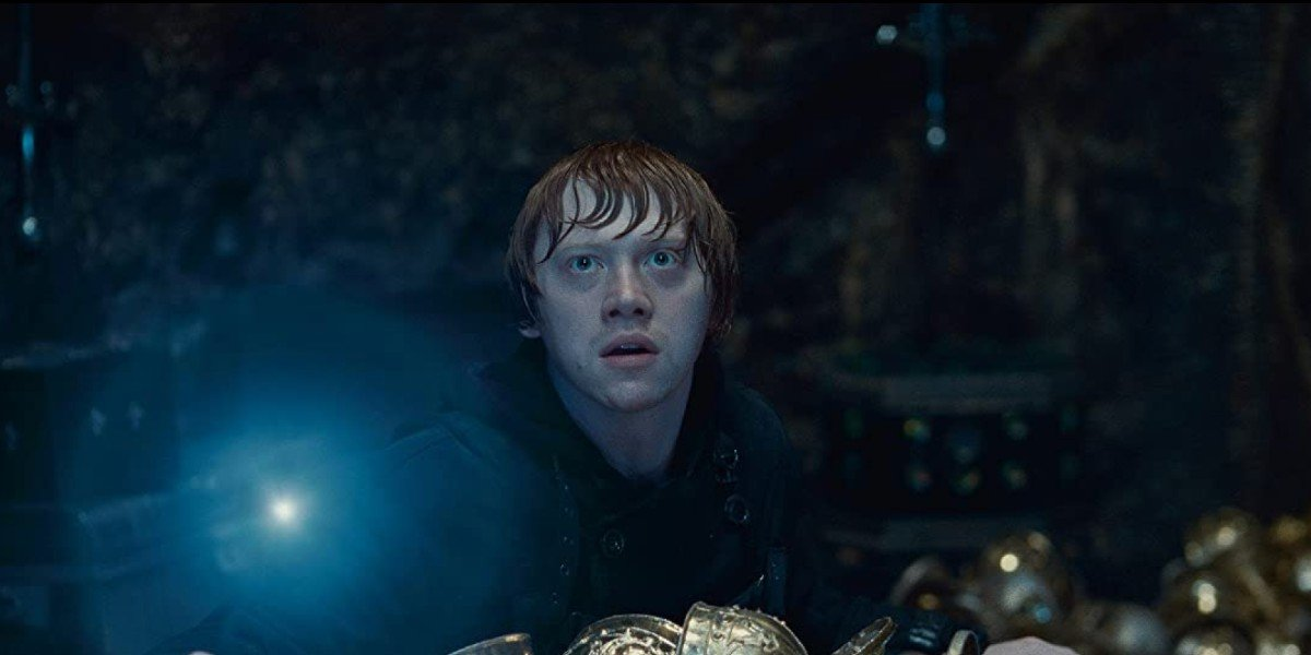 Rupert Grint in Harry Potter and the Deathly Hallows: Part 2