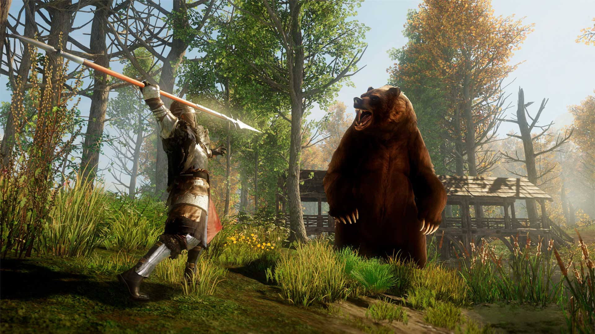 Everything we know about New World, Amazon's upcoming MMO