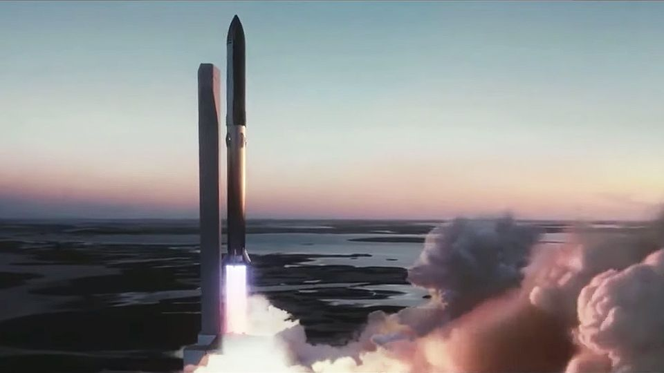 SpaceX targets bold new 'catch' strategy for landing Super Heavy rockets