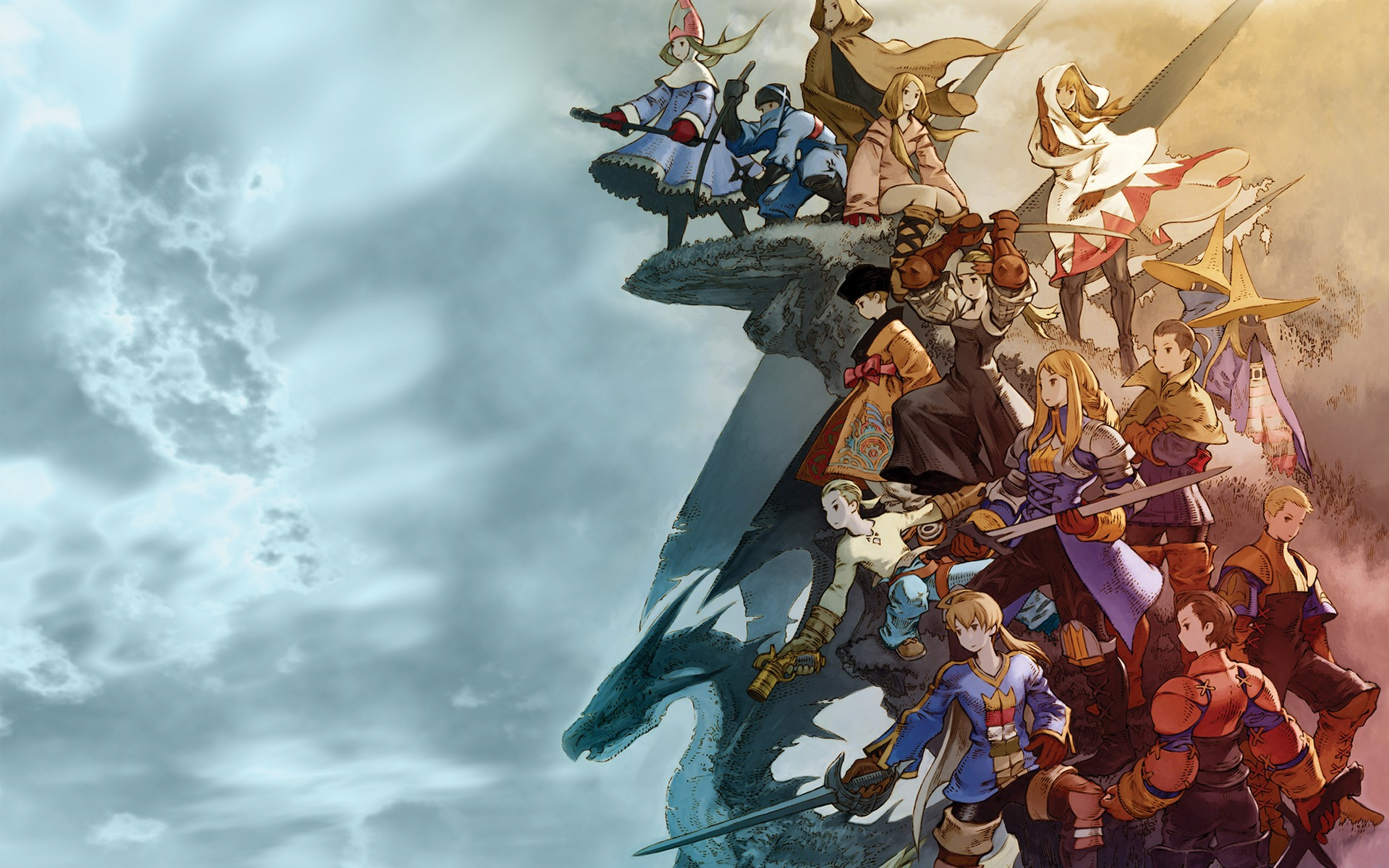 Hey Square Enix It S Time To Put Final Fantasy Tactics On Pc