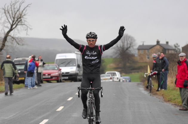 a2ad18d34 NEWTON LEADS RAPHA ROMP - Cycling Weekly