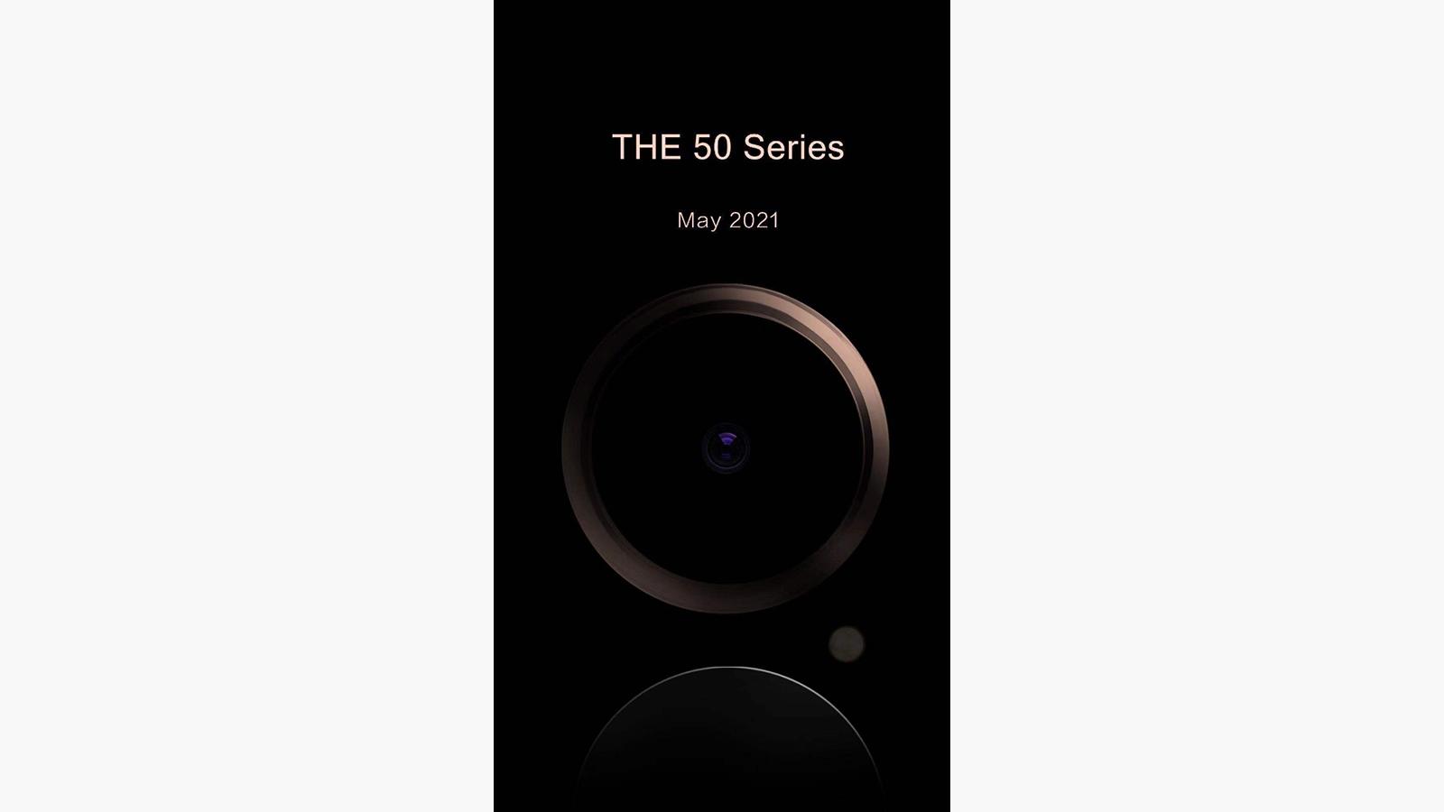 Honor 50 teaser
