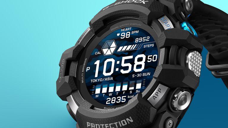 Casio G-SQUAD PRO price release date