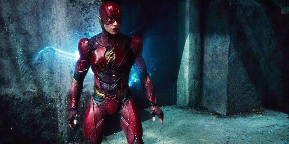 Ezra Miller in Justice League (2017)