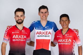 Nacer Bouhanni, Warren Barguil, and Nairo Quintana will lead Arkéa-Samsic at the 2021 Tour de France