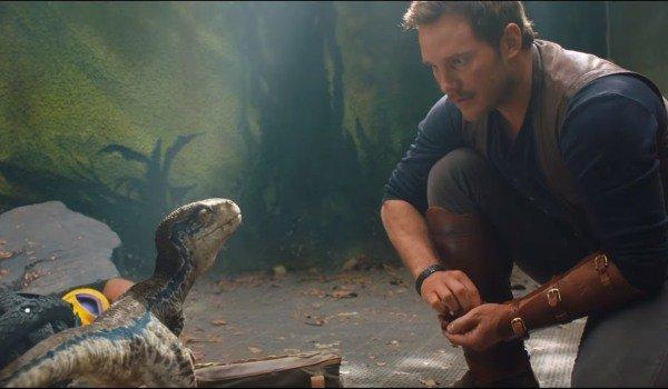 Jurassic World Fallen Kingdom Chris Pratt
