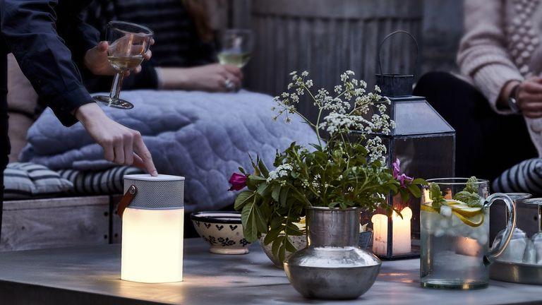winter garden party ideas