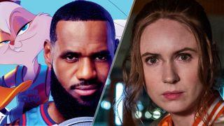What to watch this weekend: Space Jam A New Legay & Gunpowder Milkshake
