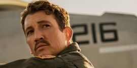 Why Miles Teller Almost Said No To Starring Opposite Tom Cruise In Top Gun: Maverick