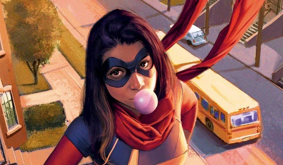 Kamala Khan Marvel Comics