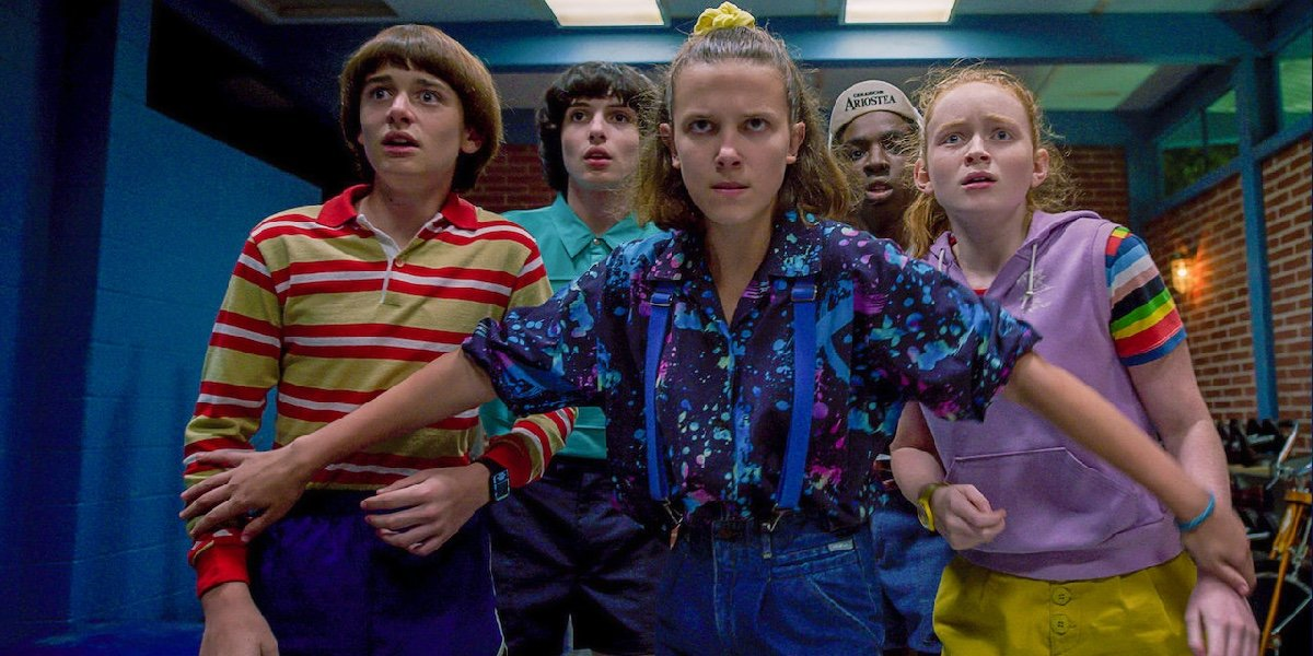 Netflix's Stranger Things Star Promises An 'Insane' Season 4 After Two Years Of Production