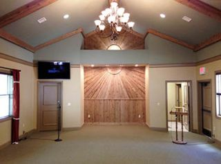 Ashly Audio Streamlines Michigan Funeral Home